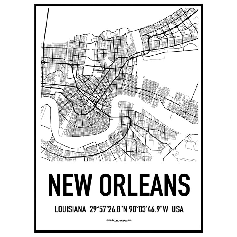 Retro Kitchen New Orleans