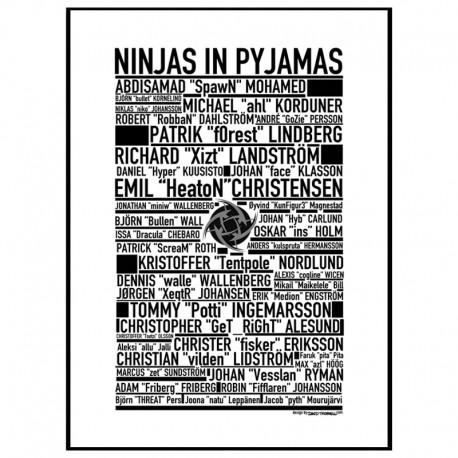 NiP Legends Poster