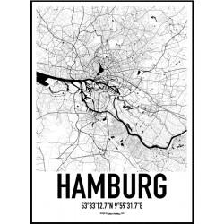 Hamburg Germany Poster