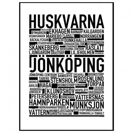 Huskvarna Poster