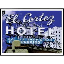 Cortez Hotel Poster
