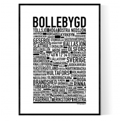 Bollebygd Poster