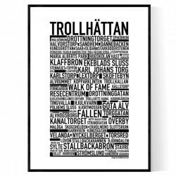 Trollhattan Poster