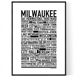 Milwaukee Poster