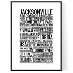 Jacksonville Poster
