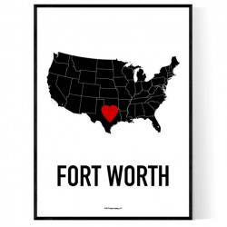 Fort Worth Heart