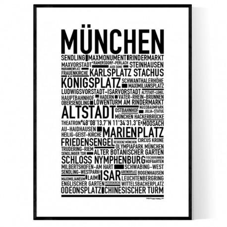 München Poster