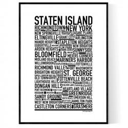 Staten Island Poster