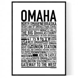 Omaha Poster
