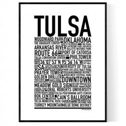 Tulsa Poster
