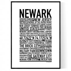 Newark Poster
