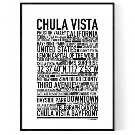 Chula Vista Poster