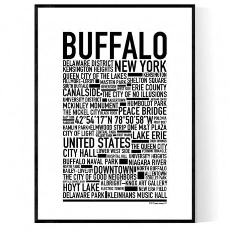 Buffalo Poster