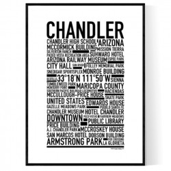 Chandler Poster