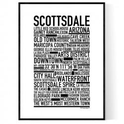 Scottsdale Poster