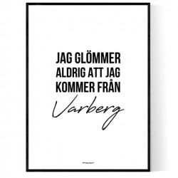 Från Varberg