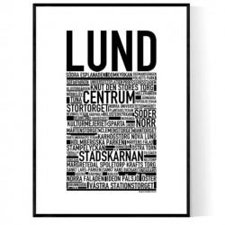 Lund Poster