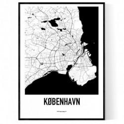 Copenhagen Metro Map