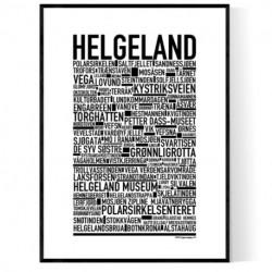 Helgeland Poster