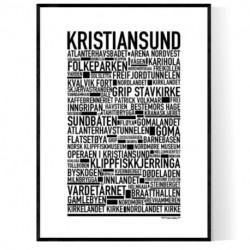 Kristiansund Poster