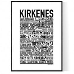 Kirkenes Poster