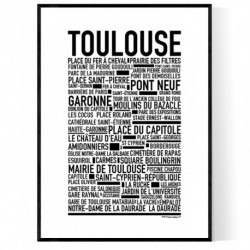 Toulouse Poster